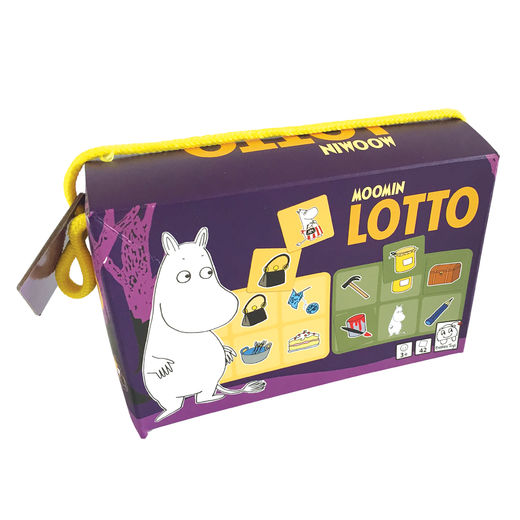 Barbo Toys Muumi-lotto